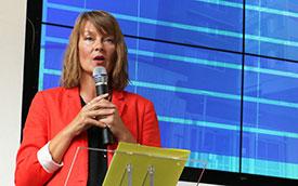 Nouvelle Directrice générale de l'IRTS de Champagne-Ardenne