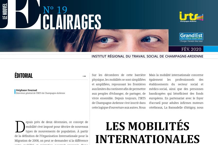Éclairages n°19 : Les mobilités internationales