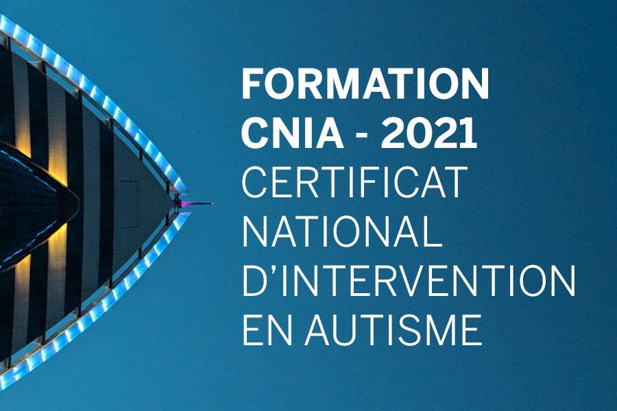 Formation autisme et TSA : l'IRTS CA habilité par le GNCRA
